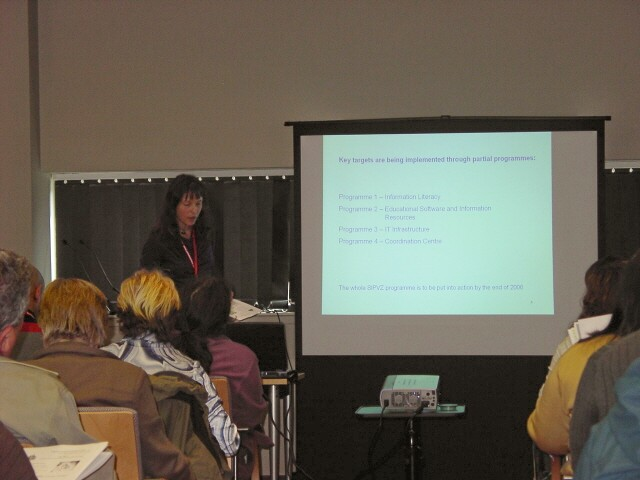 Jana's presentation