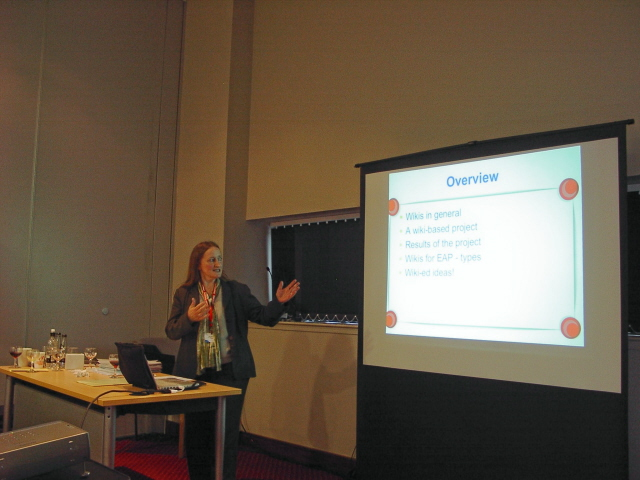 Tilly's presentation
